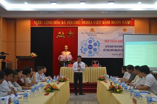 Tiến sỹ Bùi Phương Đình giới thiệu về chỉ số PAPI .jpg